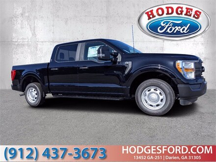 New 2021 Ford F-150 XL Truck for sale in Darien, GA at Hodges Ford