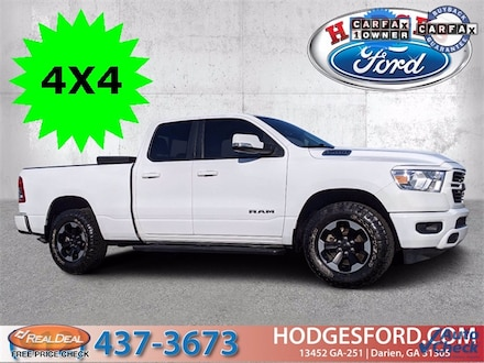 Used 2019 Ram 1500 Big Horn/Lone Star Crew Cab Truck for sale in Darien, GA at Hodges Ford