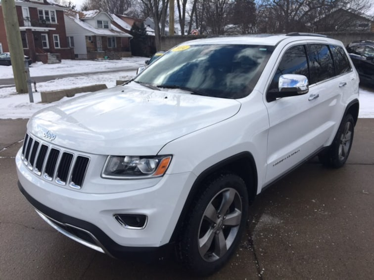 Used 2014 Jeep Grand Cherokee Limited SUV in Ferndale, MI