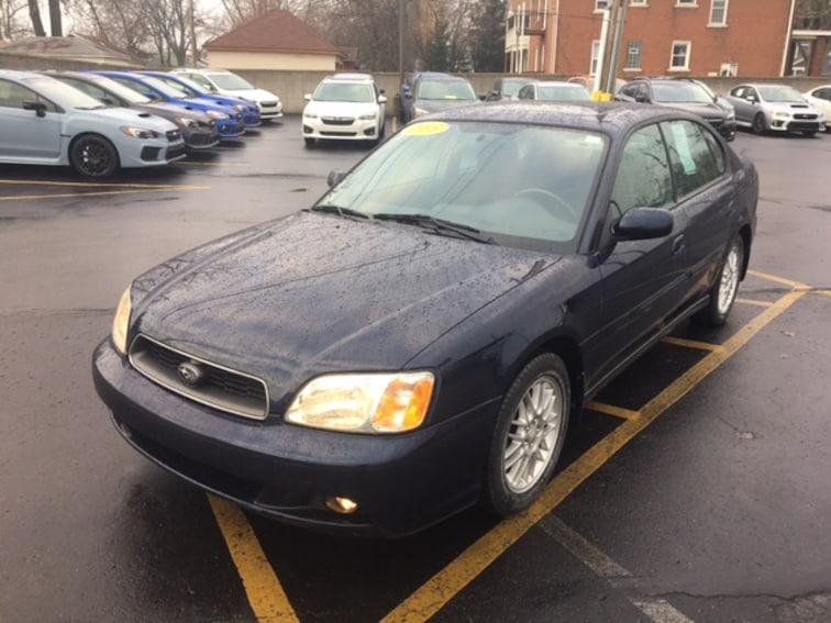 Used 2003 Subaru Legacy Sedan L Special Edition Sedan in Ferndale, MI