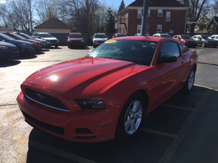 Used 2014 Ford Mustang V6 Coupe in Ferndale, MI
