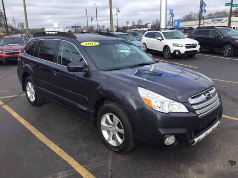 Used 2013 Subaru Outback 2.5i Limited SUV in Ferndale, MI