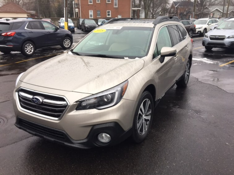 Certified Pre Owned 2018 Subaru Outback Limited SUV For Sale Ferndale, Michigan