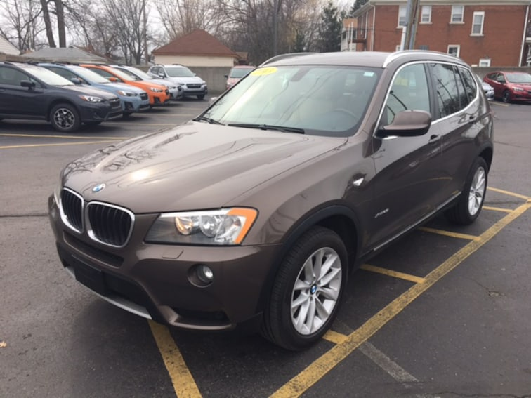 Used 2013 BMW X3 xDrive28i SAV in Ferndale, MI