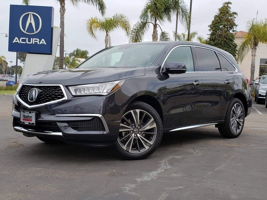 Acura Mdx Lease >> New 2019 Acura Mdx Sh Awd With Technology Package For Sale Lease Carlsbad Ca Stock A15330