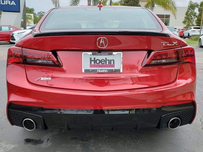 New 2020 Acura Tlx For Sale At Hoehn Acura Vin 19uub2f65la000062