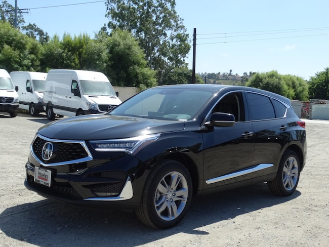 New 2019 Acura Rdx With Advance Package For Sale Lease Carlsbad Ca