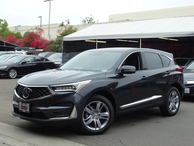 New Acura RDX With Advance Package For SaleLease Carlsbad CA - Acura suv lease