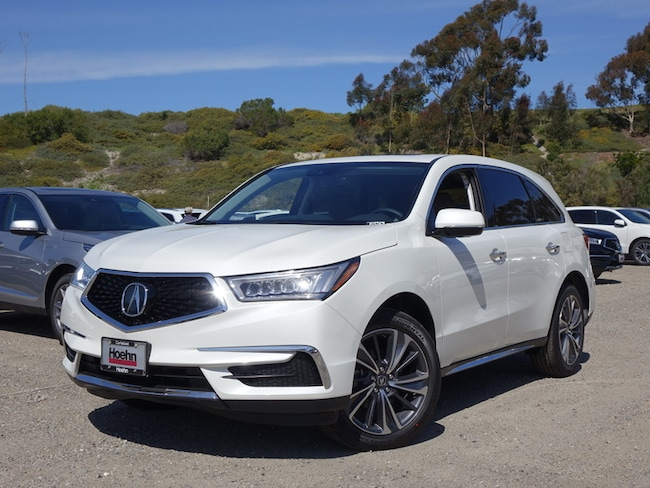 2019 Acura MDX SH-AWD with Technology Package SH-AWD w/Technology Pkg