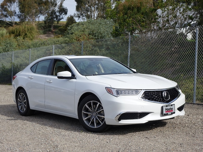 2019 Acura TLX 2.4 8-DCT P-AWS 2.4L FWD