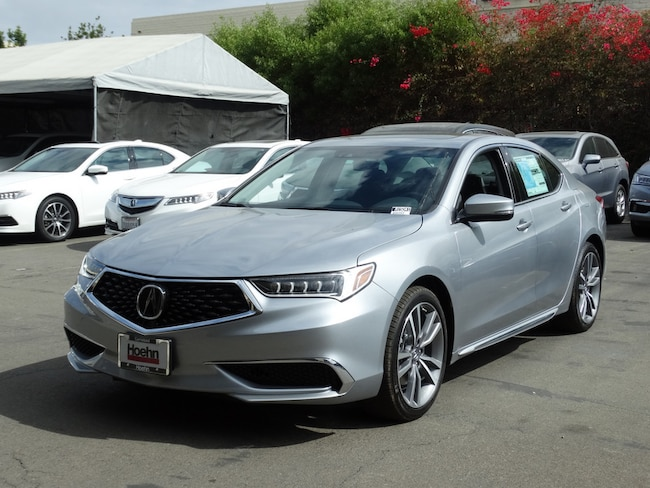 2019 Acura TLX 3.5 V-6 9-AT SH-AWD with Technology Package Sedan