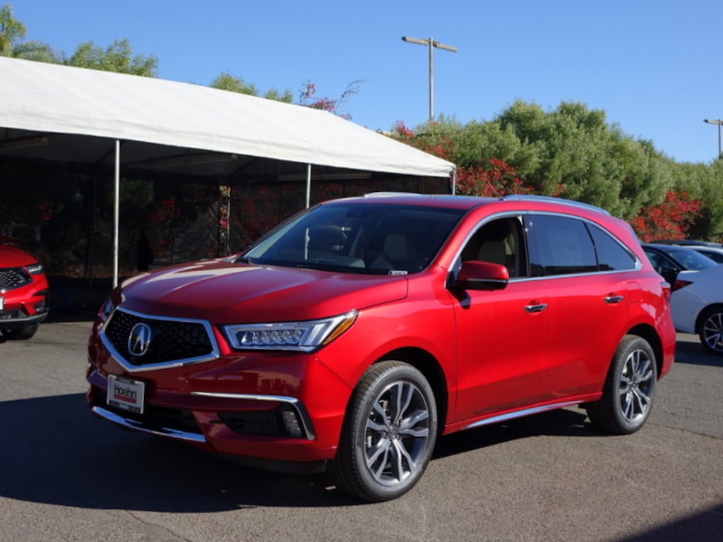 Acura Mdx Lease >> New 2019 Acura Mdx With Advance Package For Sale Lease Carlsbad Ca Stock A15147