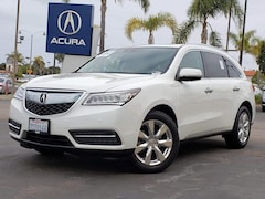 2016 Acura MDX MDX SH-AWD with Advance SUV
