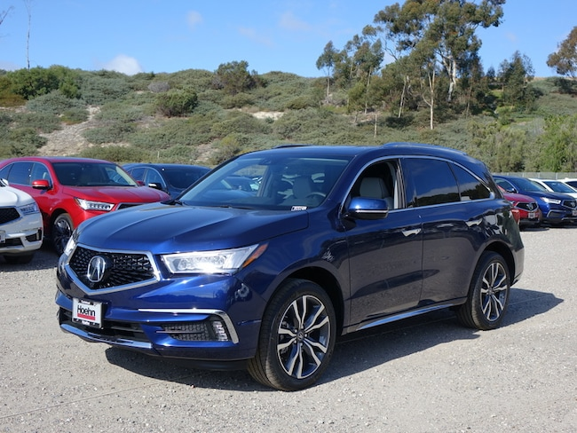 2019 Acura MDX with Advance Package FWD w/Advance Pkg