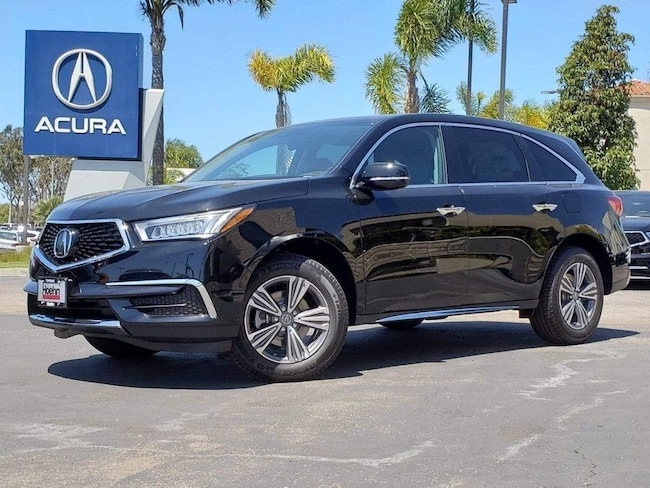 2019 Acura MDX Base FWD