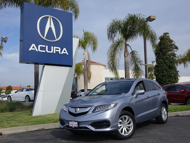 Used 2016 Acura Rdx For Sale At Hoehn Acura Vin 5j8tb4h57gl007990