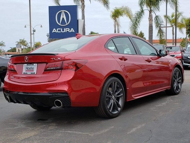 New 2020 Acura Tlx For Sale At Hoehn Acura Vin 19uub2f65la000062