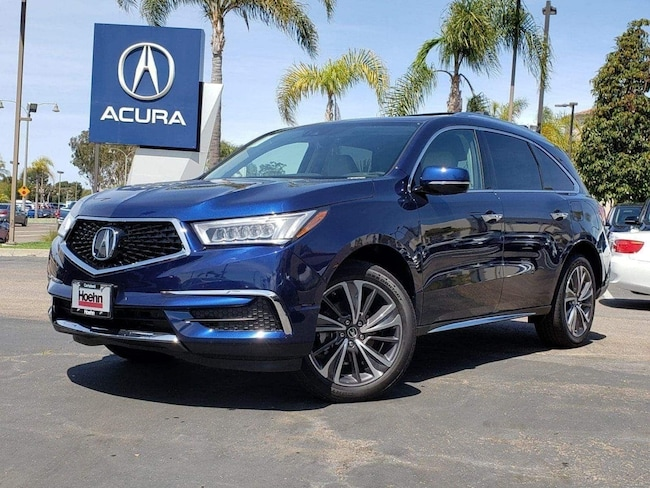 Acura Mdx Lease >> New 2019 Acura Mdx With Technology Package For Sale Lease