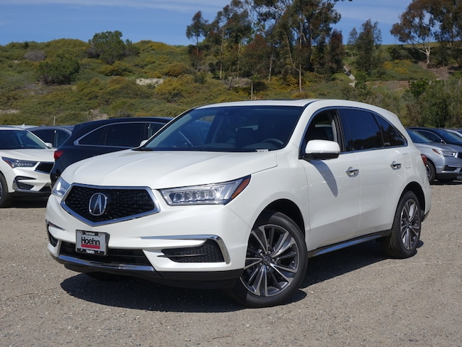 2019 Acura MDX with Technology Package FWD w/Technology Pkg