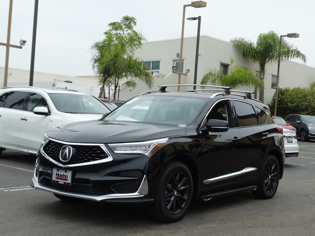 New 2019 Acura Rdx Sh Awd With Technology Package For Sale Lease