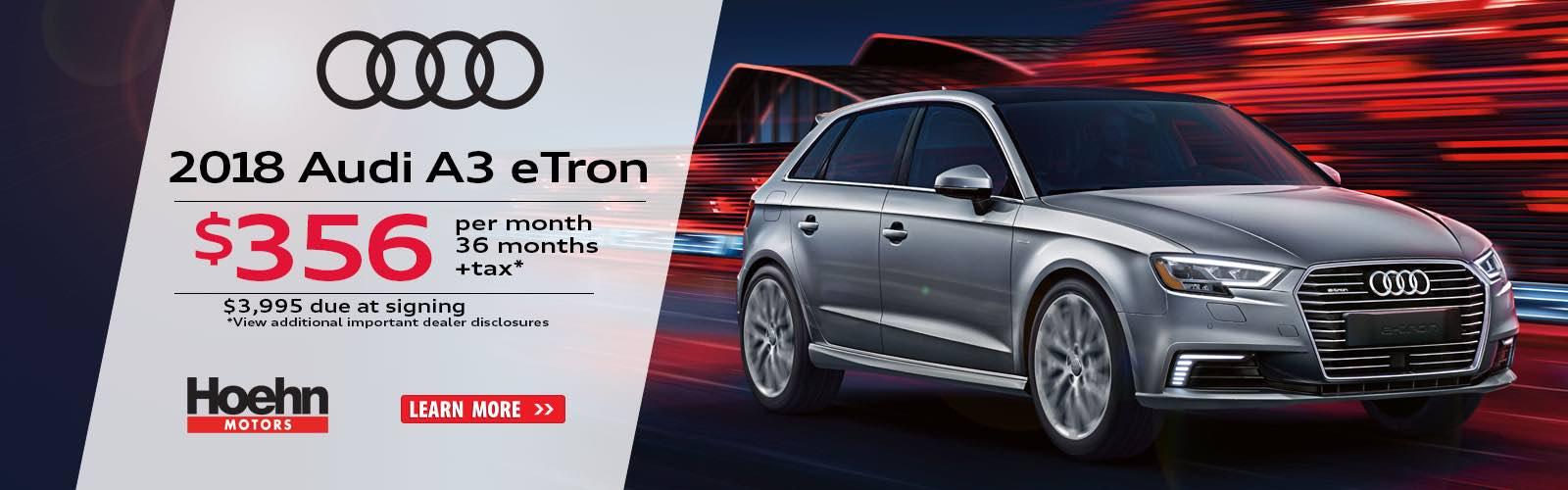 Audi Carlsbad A Hoehn Motors Company New Audi Dealership In - Audi dealers in california