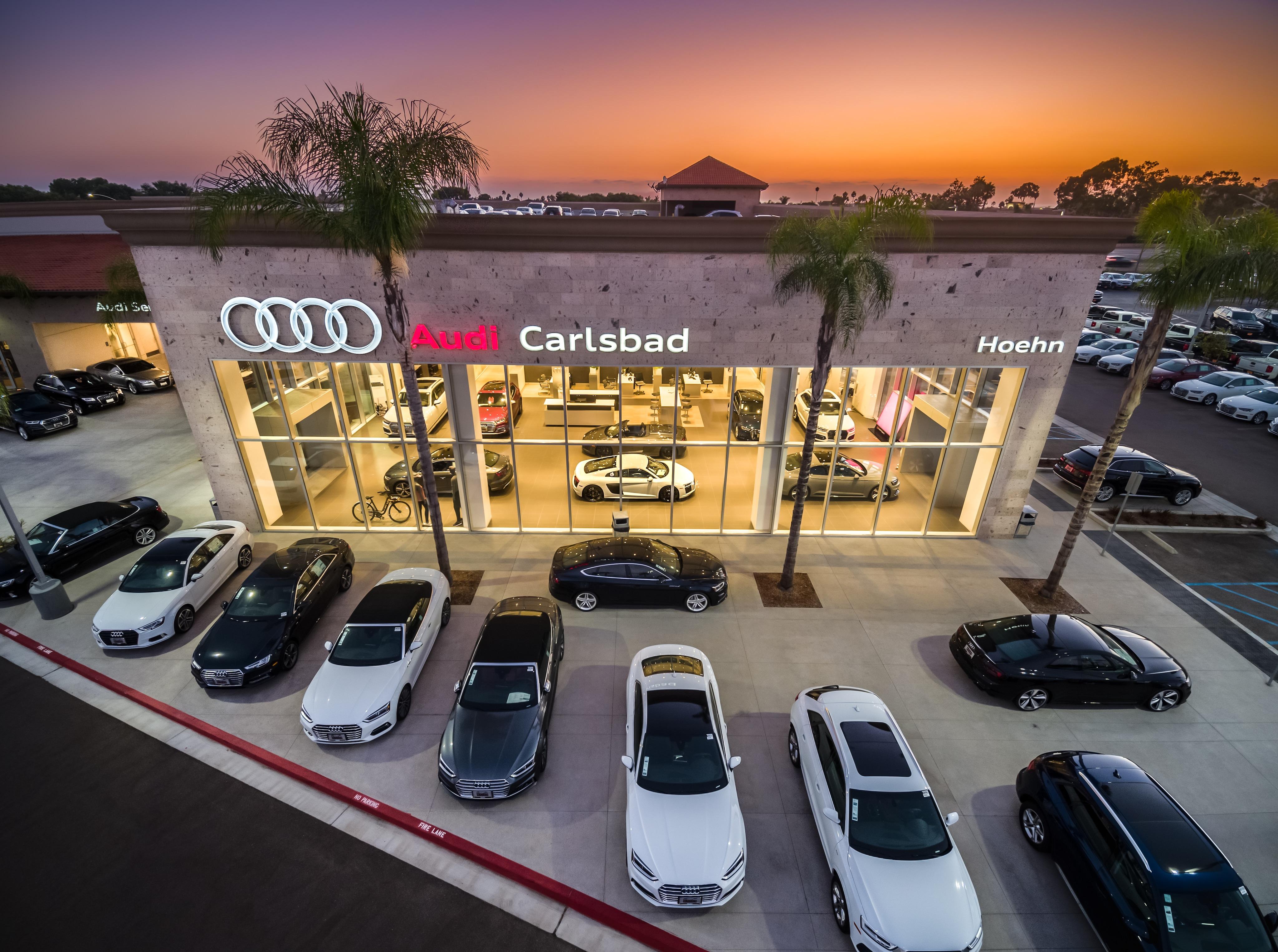 Audi Carlsbad A Hoehn Motors Company New Audi Dealership In - Audi carlsbad