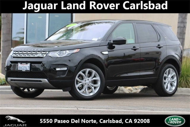 2019 Land Rover Discovery Sport UT