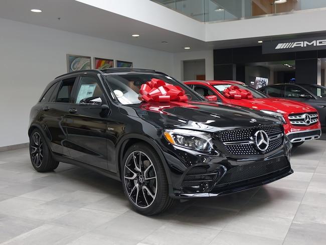2019 Mercedes-Benz AMG GLC 43 4MATIC SUV