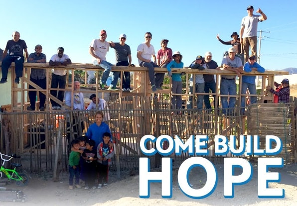 Come Build Hope Charity And Events Hoehn Motors