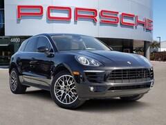 2017 Porsche Macan S UT