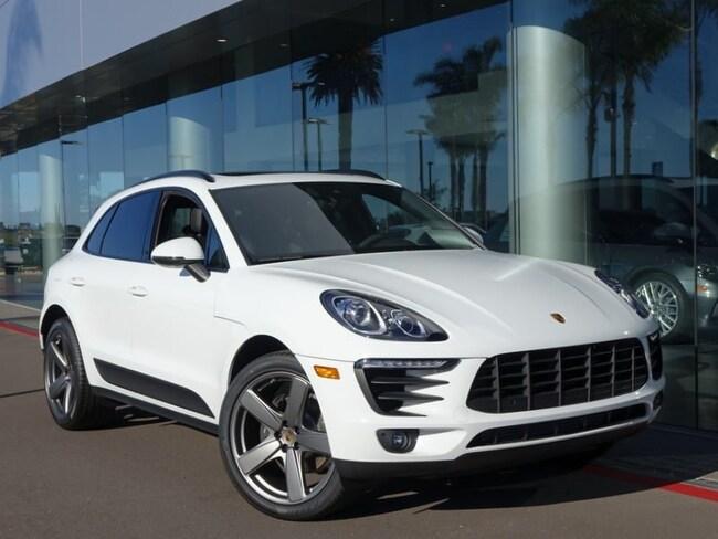2018 Porsche Macan SPT Edit