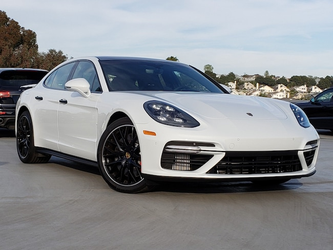 Porsche Panamera Lease >> New 2018 Porsche Panamera Turbo For Sale Lease Carlsbad Ca