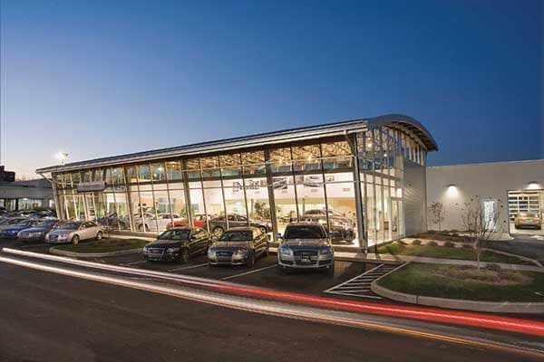 About Hoffman Audi in East Hartford   New & Used Audi Dealer