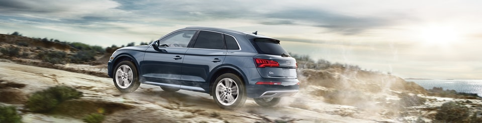 New Audi SUV Hartford