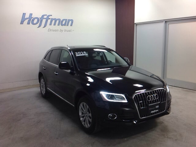 Used 2016 Audi Q5 2.0T Premium SUV in East Hartford