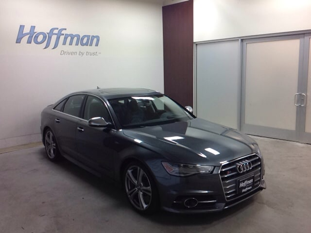 2016 Audi S6 Sedan