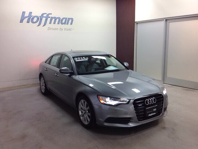 Used 2015 Audi A6 2.0T Premium Plus Sedan in East Hartford