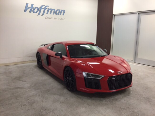 New 2018 Audi R8 5.2 V10 plus Coupe in greater Hartford