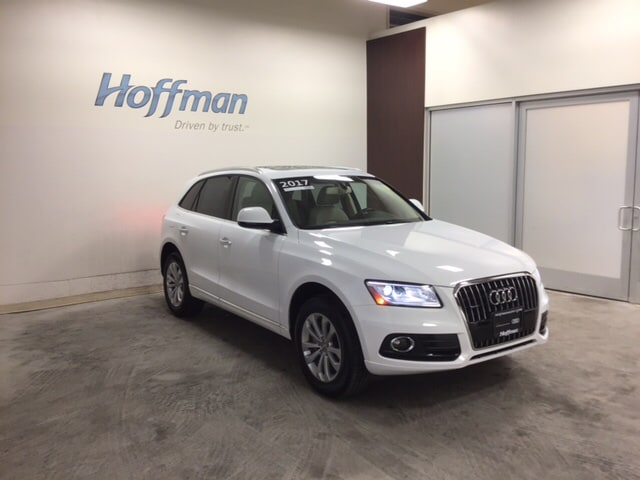 Used 2017 Audi Q5 2.0T Premium SUV in East Hartford