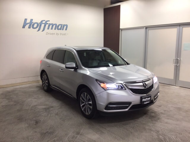 Used 2014 Acura MDX 3.5L Technology Pkg w/Entertainment Pkg SUV in East Hartford