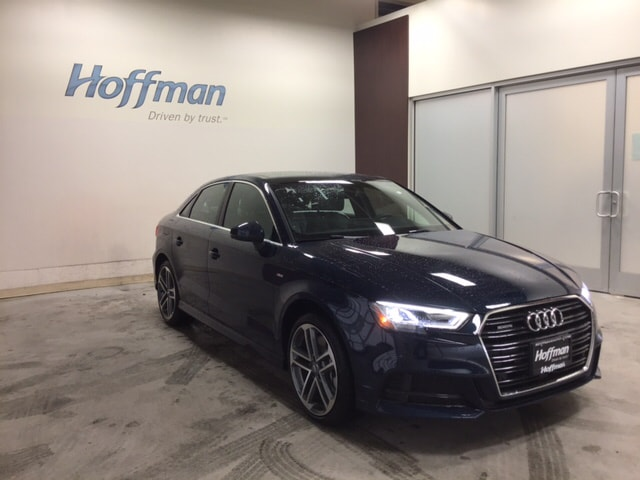 New 2019 Audi A3 2.0T Premium Plus Sedan in East Hartford
