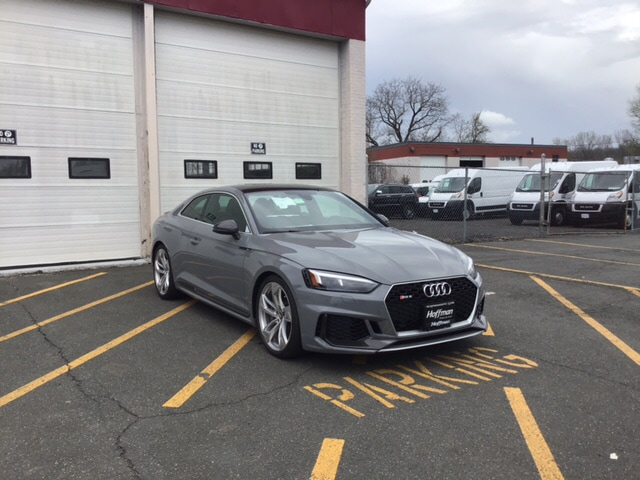 New 2019 Audi RS 5 2.9T Coupe in East Hartford