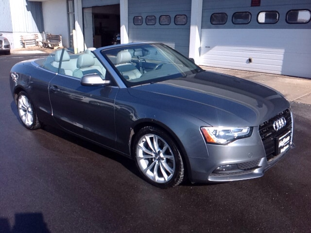Used Luxury Cars Hartford Hoffman Audi