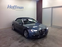 2015 Audi A5 2.0T Premium Convertible