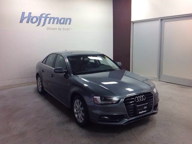 Certified Used 2015 Audi A4 2.0T Premium Sedan in East Hartford