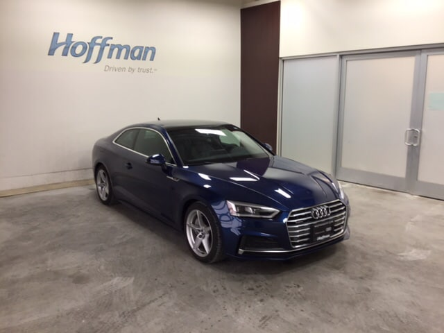 Used 2018 Audi A5 2.0T Premium Plus Coupe in East Hartford