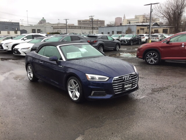 New 2019 Audi A5 2.0T Premium Plus Cabriolet in East Hartford