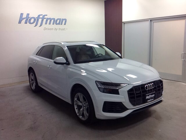 New 2019 Audi Q8 3.0T Premium Plus SUV in New London