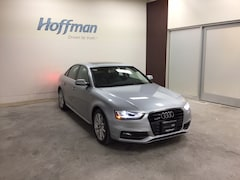 Used 2016 Audi A4 2.0T Premium Sedan in East Hartford