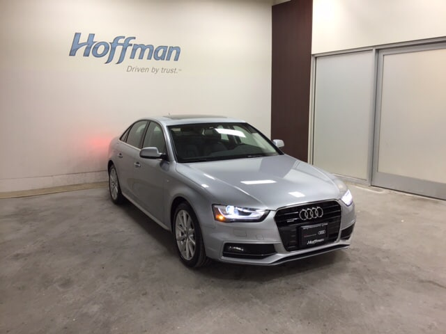 Certified Used 2016 Audi A4 2.0T Premium Sedan in East Hartford
